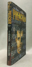 Preacher Book Five Hardcover Graphic Novel Ennis Dillon Vertigo