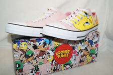 CONVERSE CHUCKS ALL STAR LOW Gr.42,5 UK 9 CT AS Looney Tunes Tweety 158237C