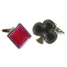 Diamante Rosso & Nero carte da gioco GEMELLI con Sacchetto Regalo GAMLING presenti