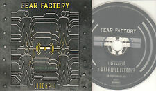 Fear Factory CD-MAXI LINCHPIN   ( PROMO )
