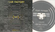 Fear Factory CD-MAXI Linchpin (promo)