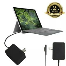For Microsoft Surface Charger Fit Pro 3 4 5 6 Laptop 2 Go and Book 44W 15V 2.58A