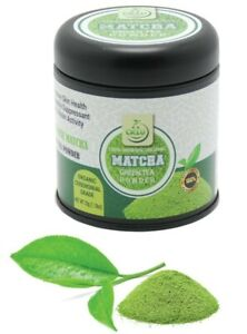 Japanese Organic Ceremonial Matcha Green Tea Powder-Premium Quality-Authentic