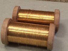 GOLDDRAHT 2/0 GOLD