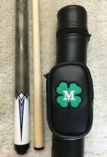 IN STOCK, McDermott Lucky L75 Pool Cue, FREE HARD CASE & Priority Shipping