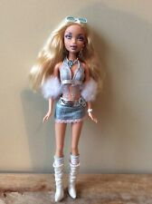 My Scene Barbie Doll Bling Bling Kennedy W Original Outfit Boots & Accessories