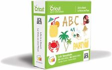 *New* LIFE IS A BEACH w/ FREE OVERLAY Cricut Cartridge Factory Sealed Free Ship