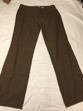 Field & Sream Dark Brown Casual Mens Pants 34x34 NwoT