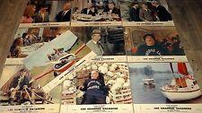 louis de funes LES GRANDES VACANCES ! rare  jeu photos cinema lobby cards 1967