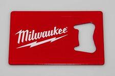 Milwaukee BOTTLE OPENER Tools Nail Gun Planer Charger Hand Bag 4.0 5.0 Ah Tradie