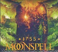 MOONSPELL - 1755 (+1 Bonus)(2017) CD Digipak by Soyuz Music+FREE GIFT Dark Metal