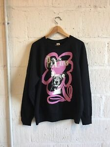Pixies Puppy Brand New Sweatshirt Never Worn Size L Grunge