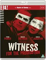 Witness for the Prosecution (1957) [Masters of Cinema] Blu-ray edition [DVD]
