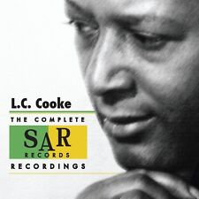 L.C. COOKE, L.C. Coo - Complete Sar Records Recordings [New CD]
