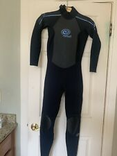 New listing Rip Curl Classic Women's 3/2 Flatlock Steamer Surf Wetsuit Size 8 Original Tags