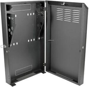 "Tripp Lite 4U Wall Mount Low Profile Rack Enclosure Cabinet 36"" Deep SRWF4U36"