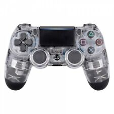 Transparent Faceplate Front Housing Shell For Playstation 4 Slim Pro Controller