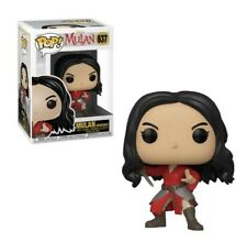 Funko Pop! Disney: Mulan (Live) - Warrior Mulan Vinyl Figure Number 637