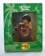 Disney Jungle Book Fairy Tales Magical Story Embossed Cover Children Ages 2+