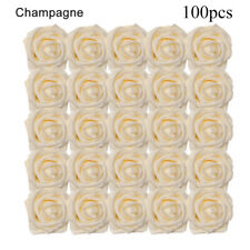 Gifts Fake Roses Bridal Bouquet Artificial Foam Flowers Wedding Decoration