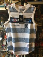 GREAT GEELONG FOOTBALL OFFICIAL 150th YEAR JUMPER SIZE M