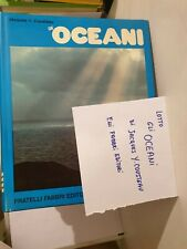 Oceani di Jacques y. Cousteau 10 volumi