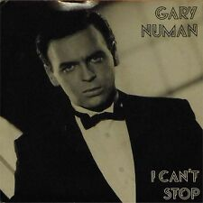 """GARY NUMAN 'I CAN'T STOP' UK PICTURE SLEEVE 7"""" SINGLE"""