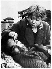 MASINA QUINN Foto di scena occhio film Fellini LA STRADA 20x25 cm