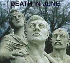Burial - Death In June (2007, CD NUEVO)