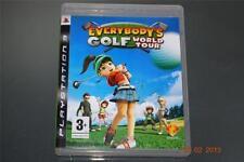 Videojuegos de deportes golf PAL