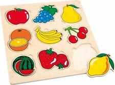 Früchte Holz Puzzle 29 x 29cm