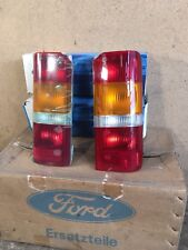 Ford Transit Mk5 Rear Light / Fiesta Courier Rear Lights - Genuine NOS NS & OS