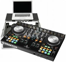 Native Instruments Traktor Kontrol S4 MK2 + Magma DJ Workstation Case + Software