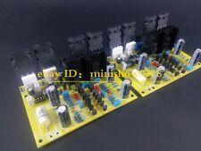 Stereo Power Amplifier board Ref MA-9S2 MA-9 Class AB /Class A 2SA1943 2SC5200