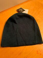 Nwt Women's  Hat 100% Cashmere Grren#22