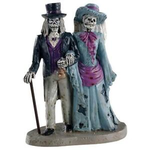 LEMAX SPOOKY TOWN COLLECTION 2020 SPECTRAL COUPLE