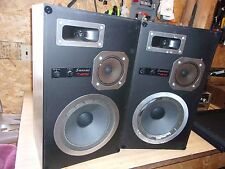 Vintage Sansui SP A2100 -  speakers in very good condition - need foams
