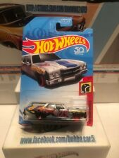 2018 Hot Wheels HW DAREDEVILS 1/5 '70 Chevelle SS Wagon (Daredevils Chase Gray)