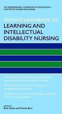 Oxford Handbook of Learning and Intellectual Disability Nursing (Oxford Handboo