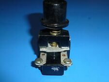 General Electric, Push Button Switch, 2236024G5, FREE SHIPPING, WG1256