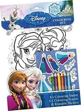 Frozen Stickers Character Toys