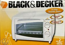 Black & Decker Toaster Oven 8 Liter 650 Watts - 220V
