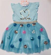FUNKY BABE Polka Dot Long Sleeve Dress ~ Girls 4 /& 6 ~ NEW ~ MBC