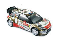 Norev Citroen DS 3 WRC Rallye de Monte Carlo 2016, Loeb / Elena #4 1:18 181538
