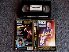 ROCH VOISINE - L'idole - VHS / TAPE