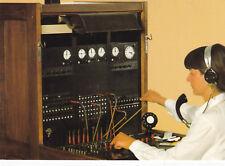 Switzerland 1990 PTT Postcard Telephone Exchange Unused Bern CDS VGC