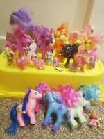 My Little Pony vintage modern mixed bundle 25+ ponies