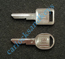 1985-1986 Oldsmobile Calais Key blanks blank
