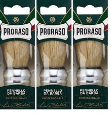 Proraso Professional Shaving Brush (3 Pack)