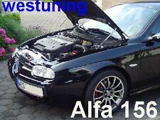 Motor Haubenlifter Alfa Romeo, Alfa 156 (Paar) Hoodlift, Motorhaubenlifter (WES)